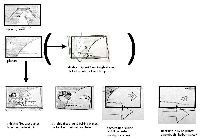 More Jedi concepts, and some storyboards | Vidhero\'s Weblog